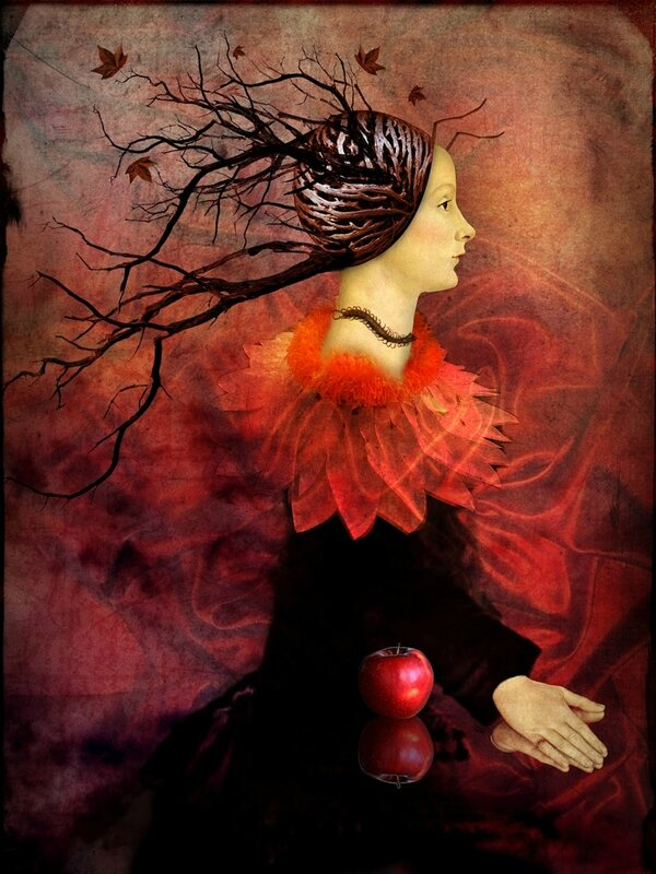 Catrin Welz-Stein - German Surrealist Graphic Designer - Tutt'Art@ (79)