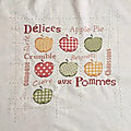 Sal lilipoints (délices aux pommes 4)