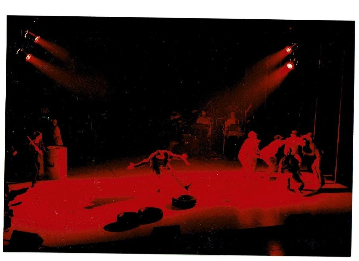 Wesr syde Story ecole de danse du conservatoire