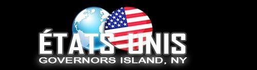 USA-Governors Island NY