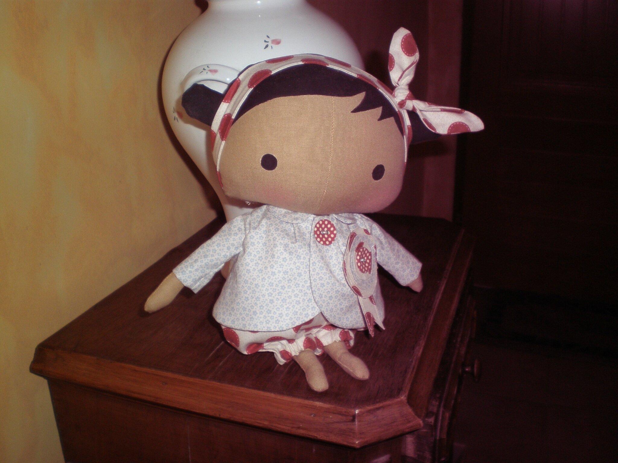 Un jolie poupée ... c'est presque un remake..
