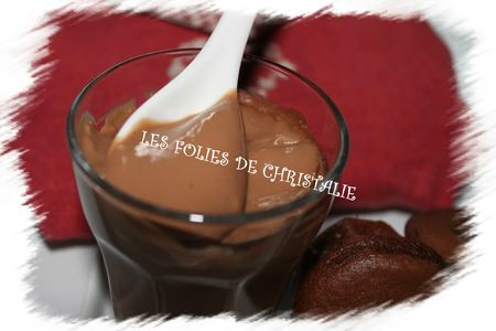 Crème choco-marrons 5