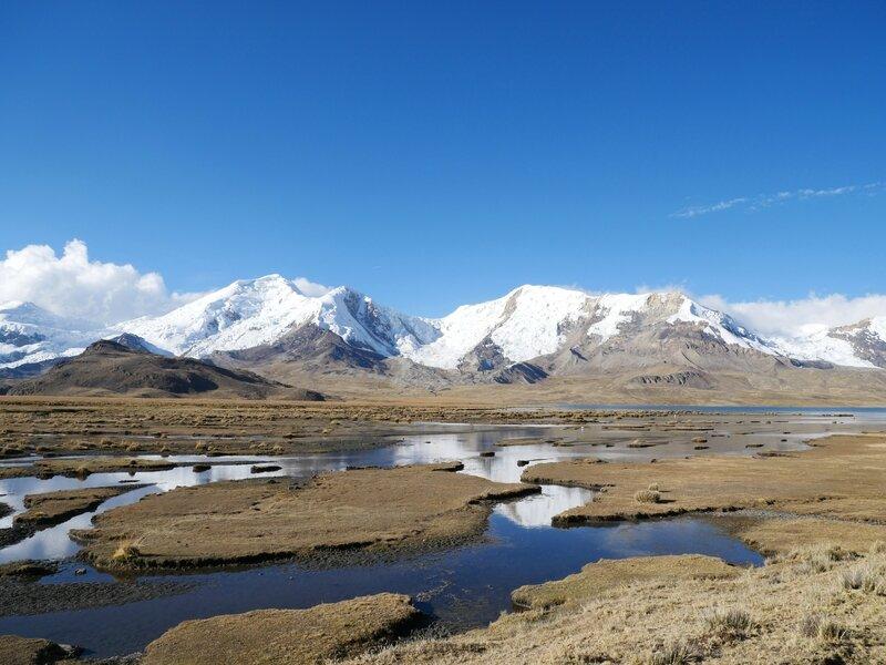 Nevado Yayamari