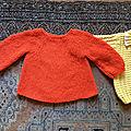Les tricots d'oscar