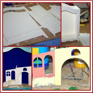 Montage Fabrication Armoires Crèches