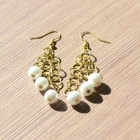 Easy-Steps-to-Make-Pearl-Dangle-Earrings-cover