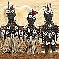 le gabara un instrument d'ensorlement et de justice avec marabout bognon
