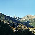 Pico de los musales (2654m) au départ de sallent de gallego