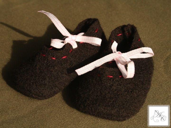 Babies rose (ruban)