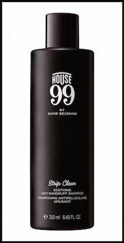 house 99 by david beckham shampoing antipelliculaire apaisant