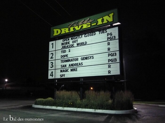 83 Drive-Inn Indianapolis