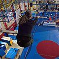 Quartier drouot - la magie du cirque pour les enfants...