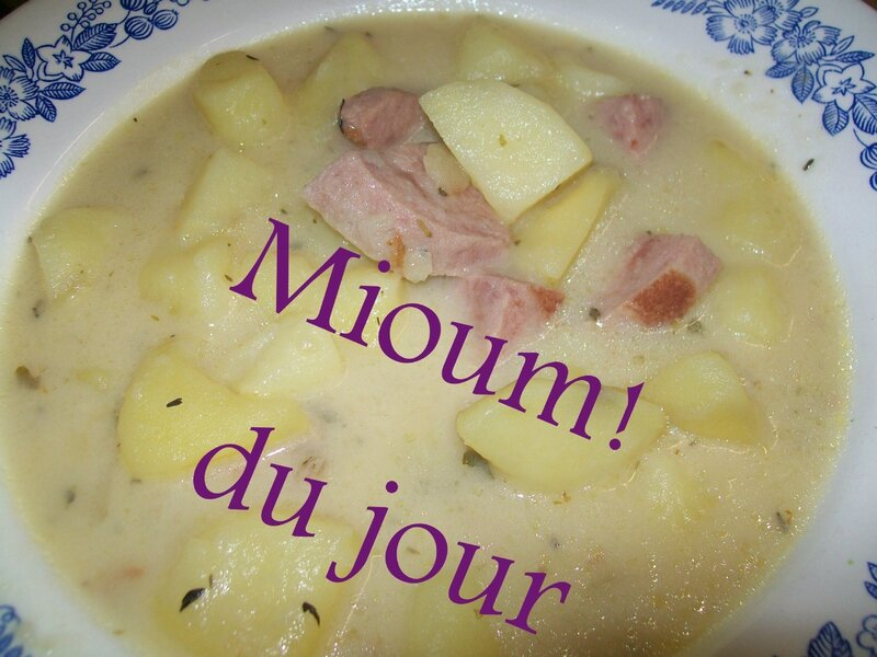 soupe patate saucisse2