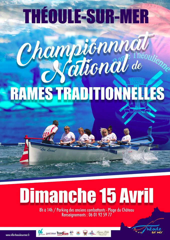 RAME TRADITIONNELLE - CONVOCATION Pour le 7 Avril 2018