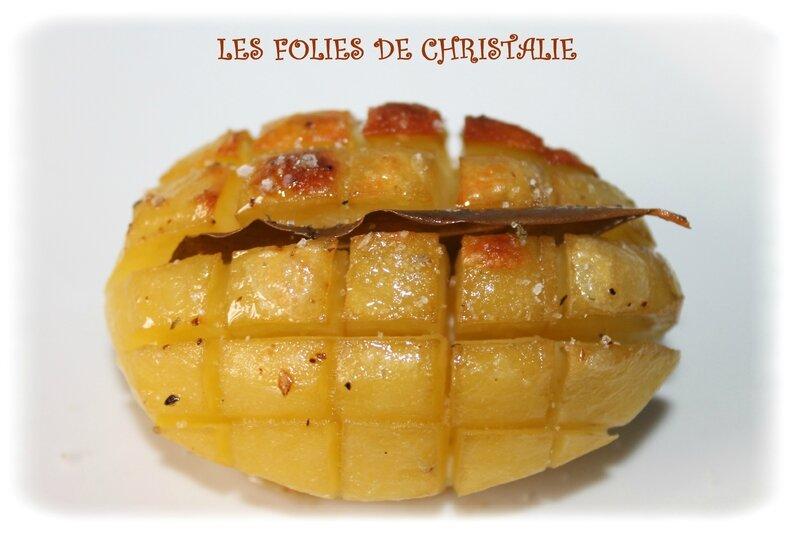 Herissons de pommes de terre 5