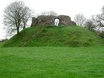 wiston castle South Wales 2