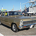 CHEVROLET Chevy II Nova 4door Sedan 1966 Sinsheim (1)