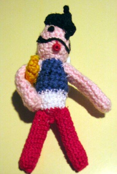 Crochet français