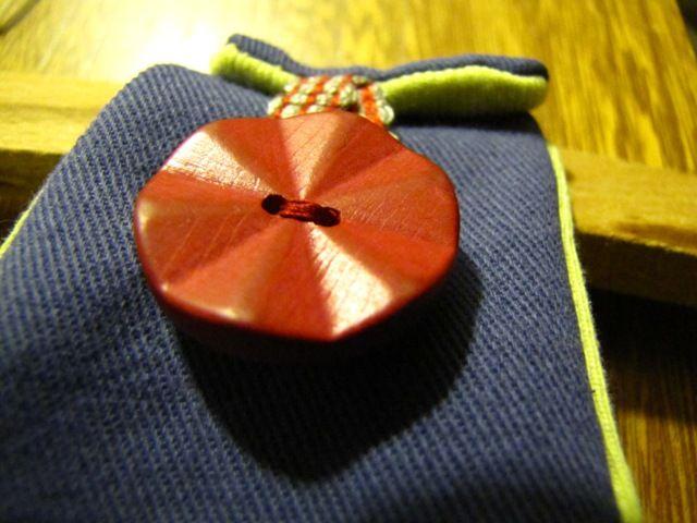 robe garance papillon