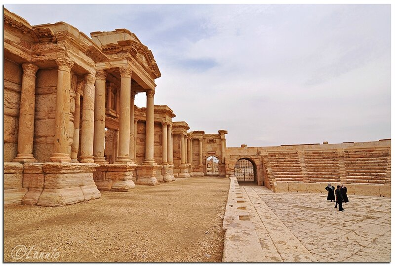 Syrie_Palmyre_theatre_2
