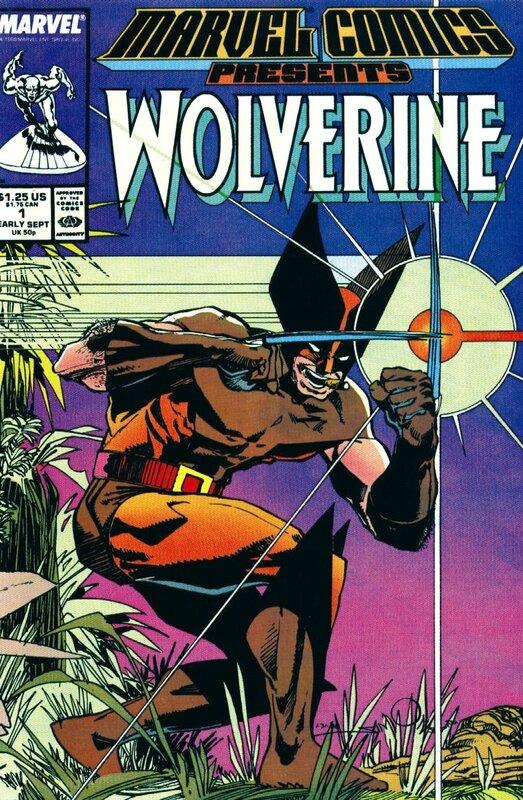 marvel comics presents 001