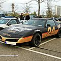 Pontiac trans am coupé (rencard burger king avril 2012)