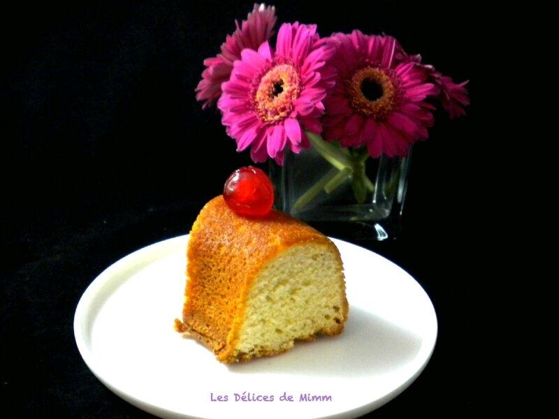 Mon premier gâteau pour l'anniversaire de mon blog4