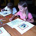 L'Ecolo trie et colorie 2011 Ghislaine Letourneur-2