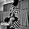 9831 la 2 eme partie du gala de wormhout en noir et blanc