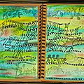 Lacher prise version art journal