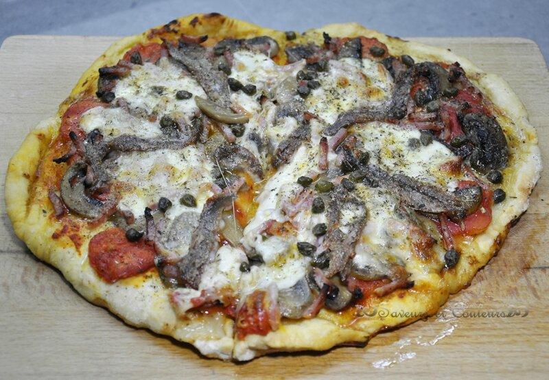 Pizza planche
