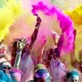 The color run!