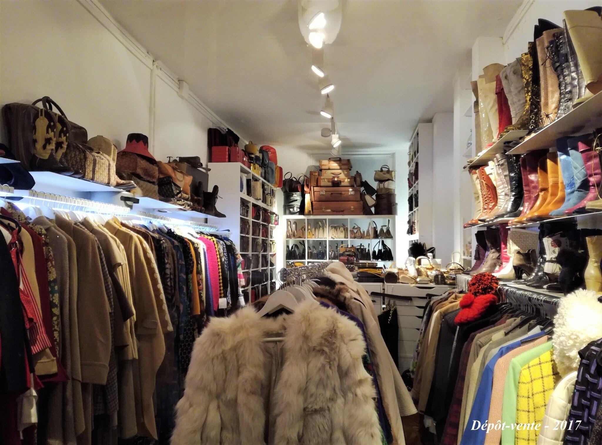 Les 8 meilleurs dépôts-ventes de PARIS pour renouveler sa garde robe