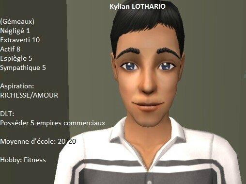 Kylian Lothario