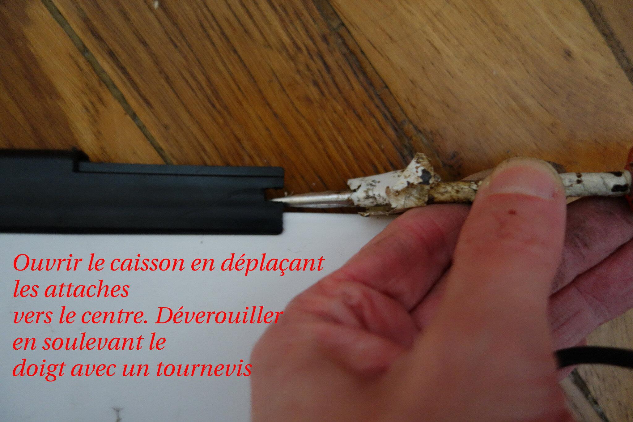 Remplacement Du Moteur Id2 D Un Volet Roulant Bubendorff