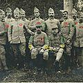 1ère cie, secteur gazeux - 6 mai 1918