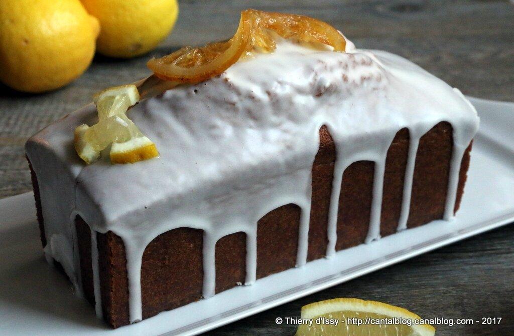 Le célèbre cake au citron de Pierre Hermé, aussi bon que simple ...