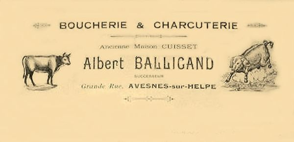 AVESNES-Baligand1914