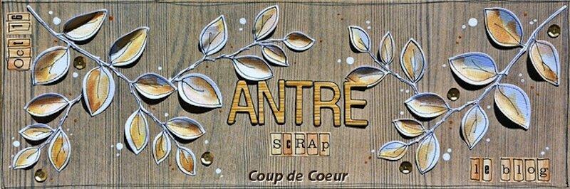 Coup de coeur AntreScrap
