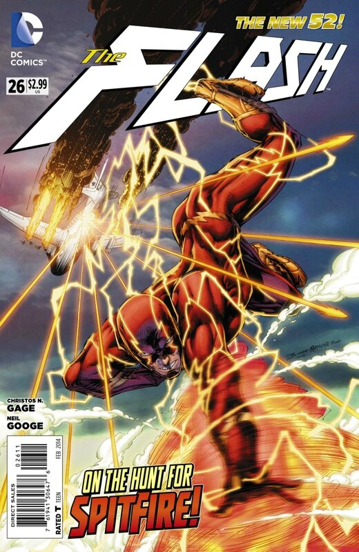 new 52 flash 26