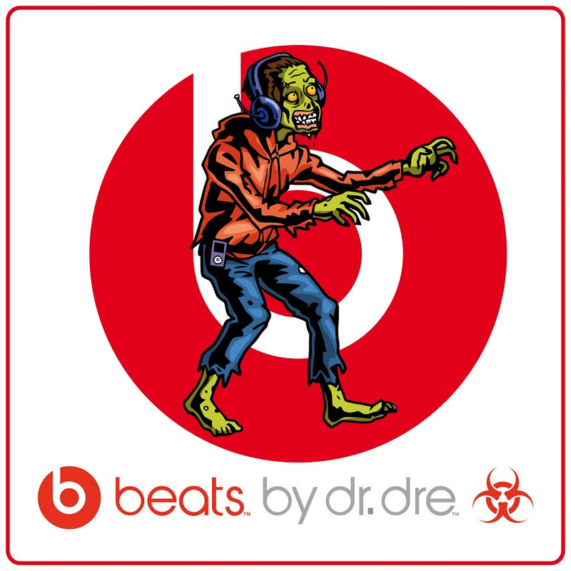 zombie labels Beats
