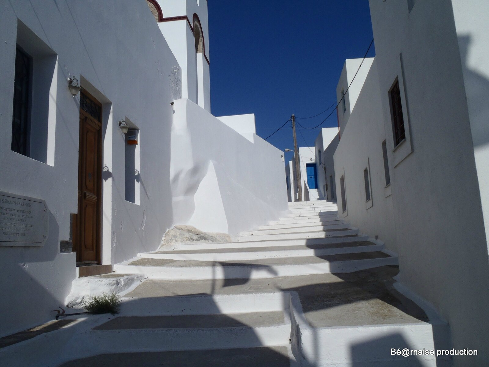 Dédale grec (Tholaria - Amorgos, août 2012)