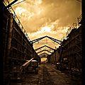 Les docks : une atmosphère unique