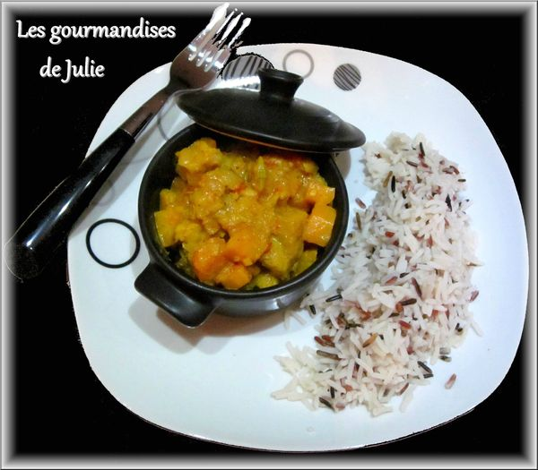 curry poissons