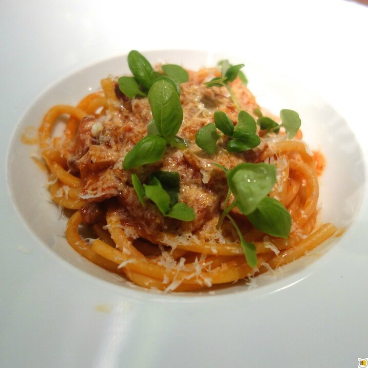Bucatini all'Amatriciana (1)