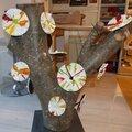 L'arbre de fleurs, 1ère étape pour les journées européennes des métiers d'art