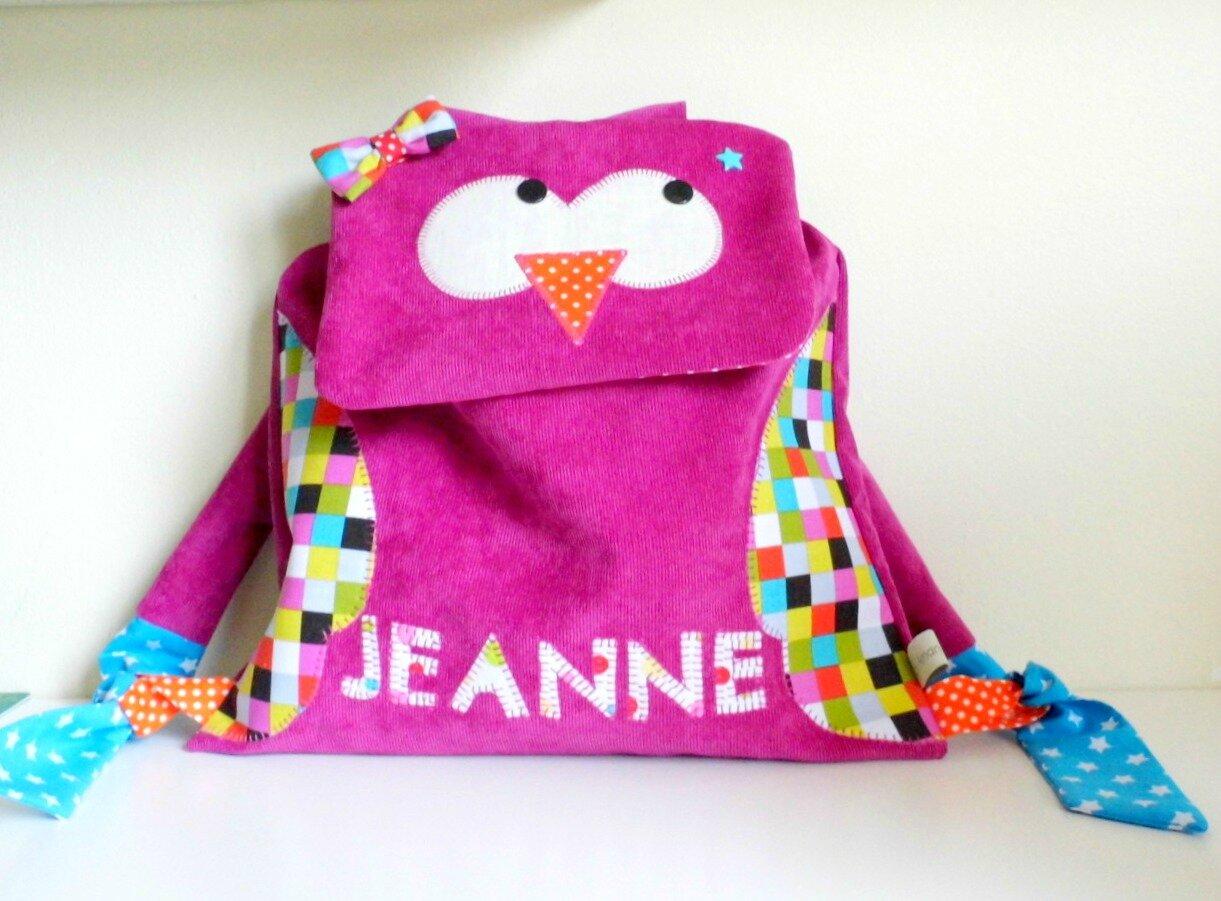 Sac Jeanne