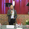 9 Mr le Maire lors de son discours d'accueil