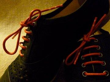 Un peu de couleur sur vos chaussures ?