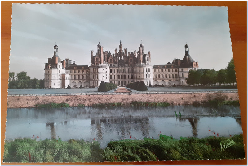 00 41 Chambord nord ouest - vierge